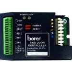 Borer Access Control Products - One/Two Door Access Controller