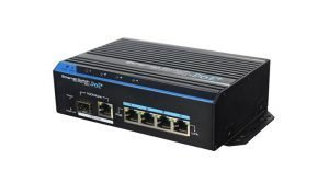 Access Control Products - PoE Switch 4 Port + 2 Uplink (RJ45)