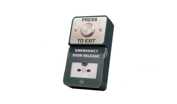 Access Control Products - Dual Unit Press to Exit and Emergency Door Release