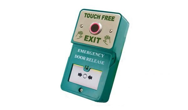 Access Control Products - Dual Unit Touch Free Exit and Emergency Door Release