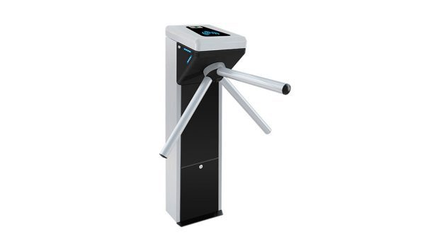 PoE Compact Tripod Turnstile Compaq III - Borer Access Control Systems Products