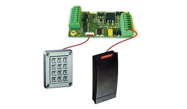 Borer Access Control Products - Network Interface for Wiegand Card Reader LIM V5