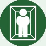 two door interlock interlocking doors mantrap
