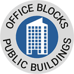 Visitor management and access control for office blocks and public buildings
