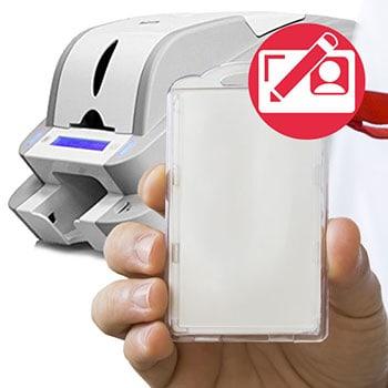 ID Badge Design and Print